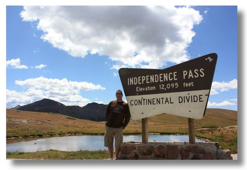 Jeff Independance Pass