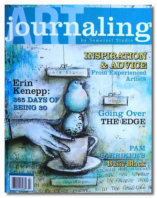 ArtJournaling Summer10