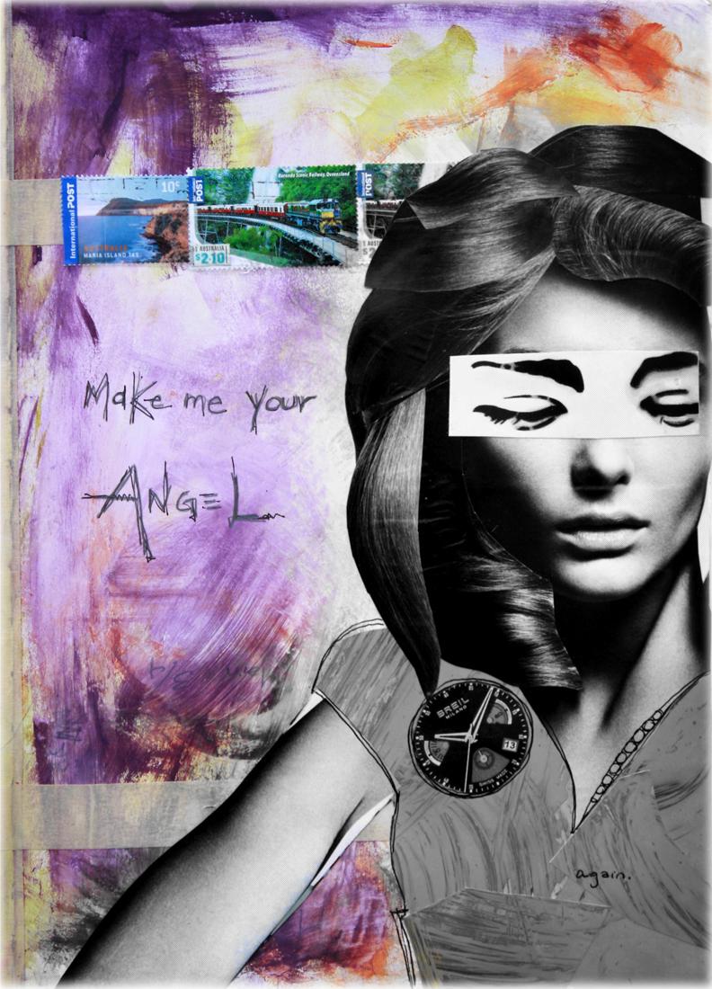 Make Me Your Agngel