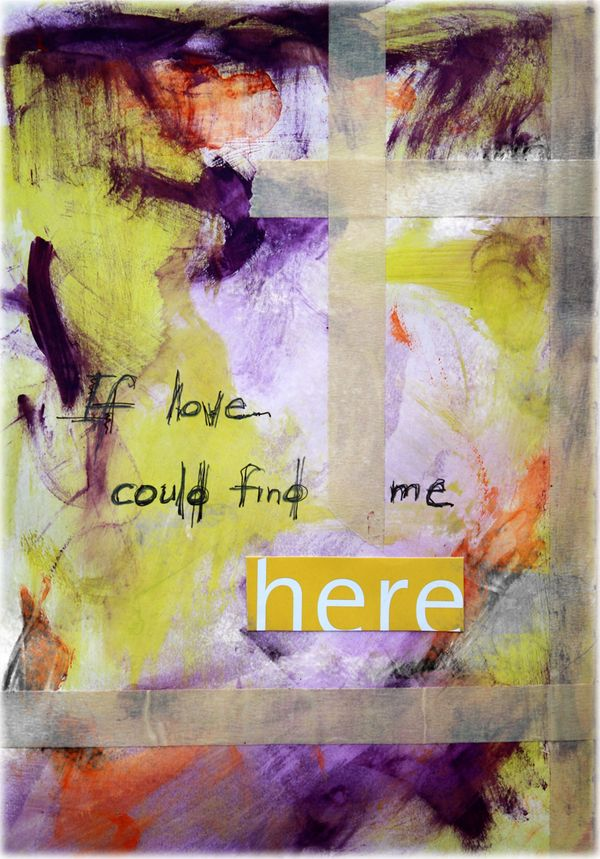 If Love Could Find Me