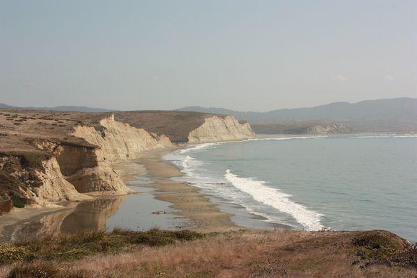 Drakes Bay Cliff View