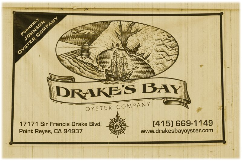 Drakes Bay Banner