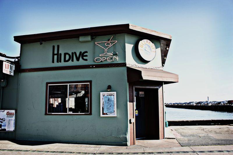 Hi Dive Open