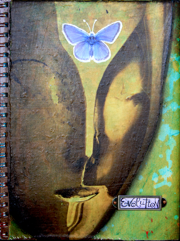 Evolution Art Journal sm