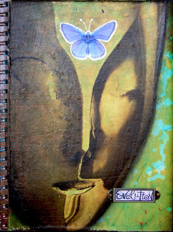 Evolution Art Journal sm